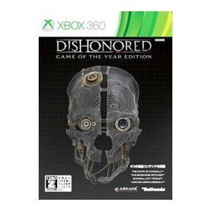 Xbox360/Dishonored Game of the Year Edition (CERO「Z」 18歳以上のみ対象)|netoff