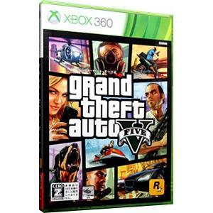 Xbox360/グランド・セフト・オートV (CERO「Z」 18歳以上のみ対象)