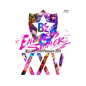 Blu-ray/B'z LIVE−GYM Pleasure 2013 ENDLESS SUMMER−XXV BEST−|netoff