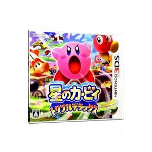 3DS/星のカービィ トリプルデラックス|netoff