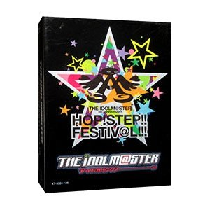 Blu-ray/THE IDOLM@STER 8th ANNIVERSARY HOP!STEP!!FESTIV@L!!! Blu−ray BOX|netoff