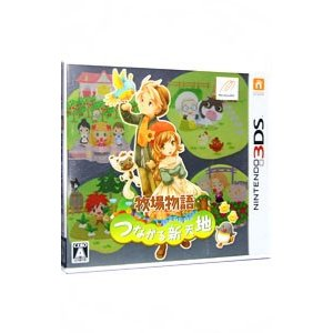 3DS/牧場物語 つながる新天地|netoff