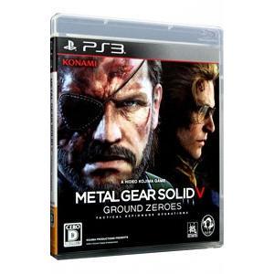 PS3/メタルギア ソリッド V グラウンド・ゼロズ|netoff