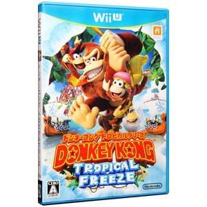 Wii U/ドンキーコング トロピカルフリーズ|netoff