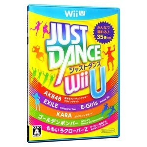 Wii U/JUST DANCE Wii U|netoff