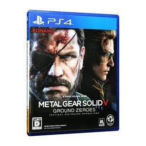 PS4/メタルギア ソリッド V グラウンド・ゼロズ|netoff