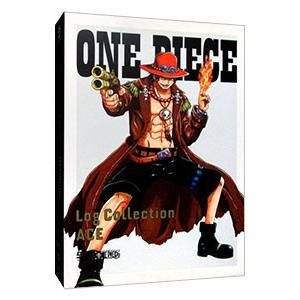 """DVD/ONE PIECE Log Collection""""ACE"""" netoff"""