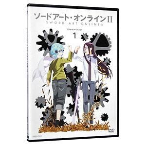ソードアート オンラインII 1 通常版   DVD