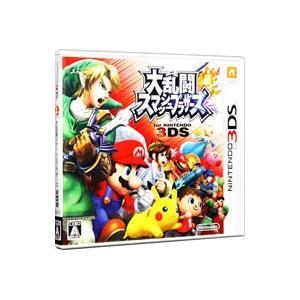 3DS/大乱闘スマッシュブラザーズ for ニンテンドー3DS|netoff