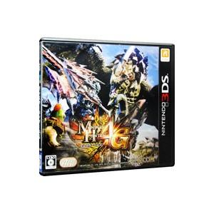 3DS/モンスターハンター4G|netoff