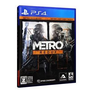 PS4/メトロ リダックス (CERO「Z」 18歳以上のみ対象)|netoff
