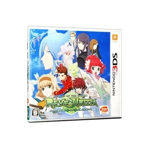3DS/テイルズ オブ ザ ワールド レーヴ ユナイティア