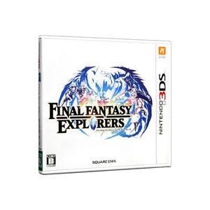 3DS/ファイナルファンタジー エクスプローラーズ|netoff