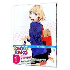 Blu-ray/SHIROBAKO 第1巻 初回限定版|netoff
