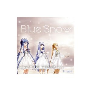 Trident/Blue Snow  CD