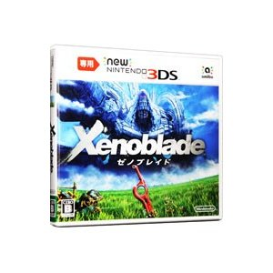 3DS/Newニンテンドー3DS専用 ゼノブレイド