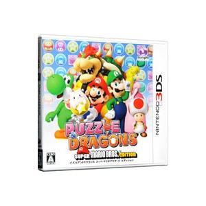 3DS/パズル&ドラゴンズ スーパーマリオブラザーズ エディション|netoff