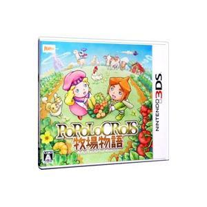 3DS/ポポロクロイス牧場物語|netoff