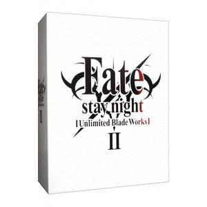 Blu-ray/Fate/stay night[Unlimited Blade Works] Blu−ray Disc Box II 完全生産限定版|netoff