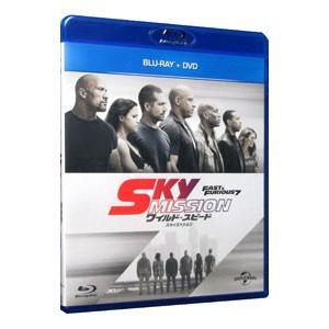 Blu-ray/ワイルド・スピード SKY MISSION ブルーレイ+DVDセット|netoff