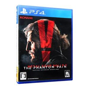 PS4/METAL GEAR SOLID V:THE PHANTOM PAIN|netoff
