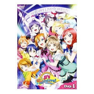 DVD/ラブライブ!μ's Go→Go!LoveLive!2015〜Dream Sensation!〜 Day1