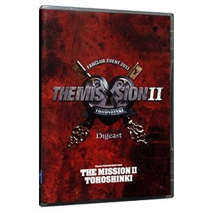 DVD/東方神起 Bigeast FANCLUB EVENT 2013 THE MISSION II