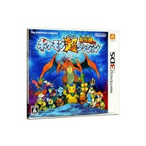 3DS/ポケモン超不思議のダンジョン