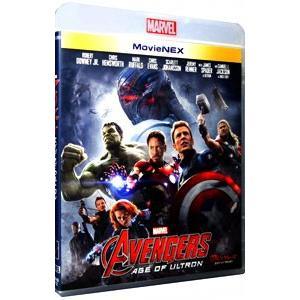 Blu-ray/アベンジャーズ エイジ・オブ・ウルトロン MovieNEX (Blu−ray+DVD...