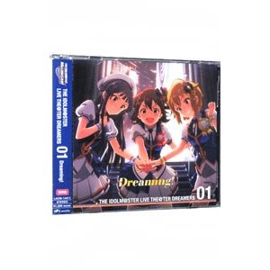 THE IDOLM@STER LIVE THE@TER DREAMERS 01 Dreaming! netoff