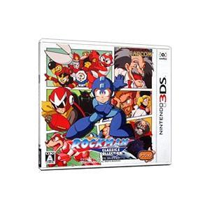 3DS/ロックマン クラシックス コレクション