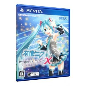 PSVita/初音ミク −Project DIVA− X|netoff