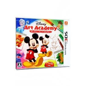 3DS/ディズニーアートアカデミー|netoff