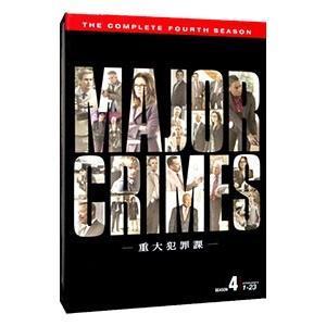 MAJOR CRIMES-重大犯罪課- フォー...の関連商品1