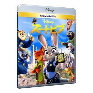 【Blu-ray】ズートピア MovieNEX...の関連商品4