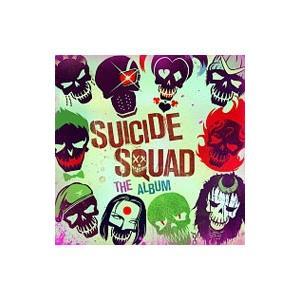 「スーサイド・スクワッド」サウンドトラック