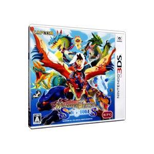 3DS/モンスターハンター ストーリーズ...