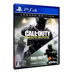 PS4/コール オブ デューティ インフィニット・ウォーフェア レガシーエディション  (CERO「Z」 18歳以上のみ対象)|netoff