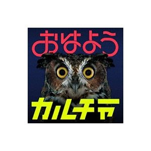 go!go!vanillas/おはようカルチャー 初回限定盤