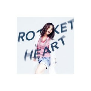 新田恵海/ROCKET HEART  CD