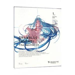 Blu-ray/GRANBLUE FANTASY The Animation 1 完全生産限定版 netoff