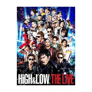 DVD/HiGH&LOW THE LIVE|netoff