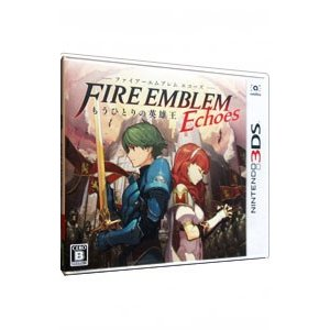 3DS/ファイアーエムブレム Echoes もうひとりの英雄王