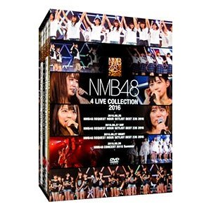 NMB48 4 LIVE COLLECTION 2016|netoff