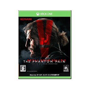 Xbox One/METAL GEAR SOLID V:TH...