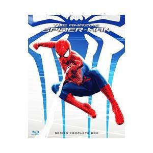 Blu-ray/アメイジング・スパイダーマン シリーズ ブルーレイ コンプリートBOX