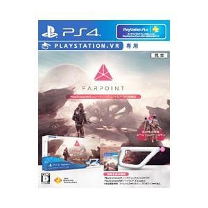 PS4/Farpoint PlayStation VR シューティングコントローラー同梱版 (VR専...