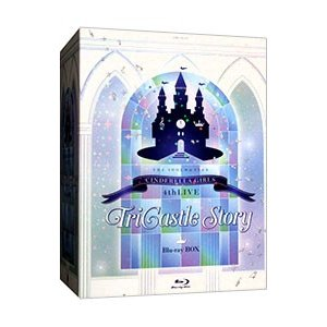Blu-ray/THE IDOLM@STER CINDERELLA GIRLS 4thLIVE TriCastle Story|netoff
