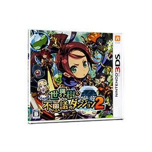 3DS/世界樹と不思議のダンジョン2|netoff