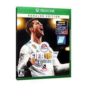 Xbox One/FIFA 18 RONALDO EDITION